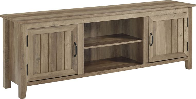 Hefley Oak 70 in. Console
