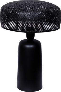 Herondo Black Table Lamp