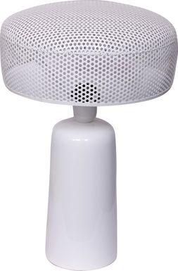 Herondo White Table Lamp