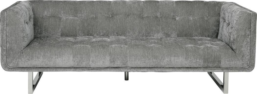High Rise Gray Sofa