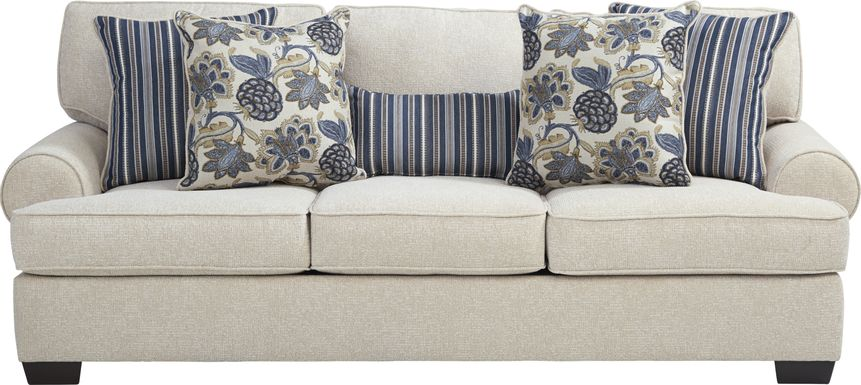 Highland Lakes Beige Sofa