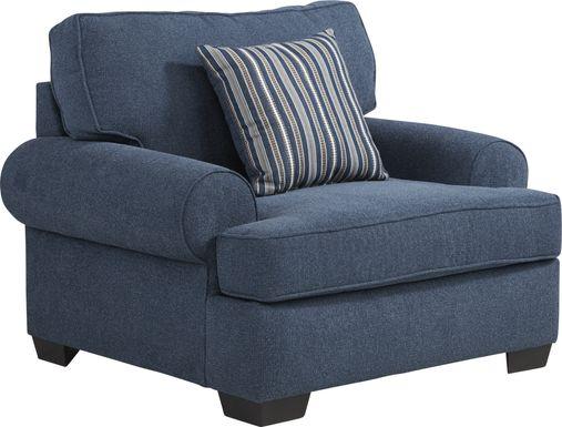 Highland Lakes Blue Chair