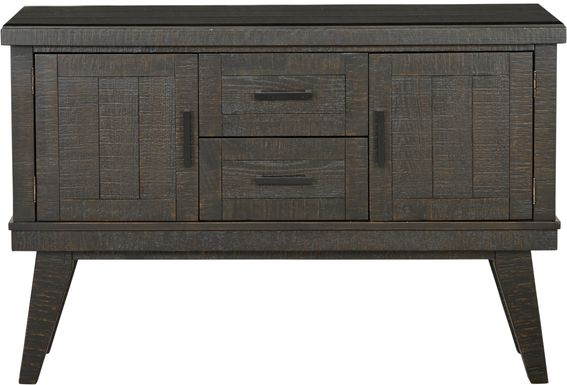 Hill Creek Black Sideboard