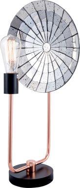 Hillmar Copper Lamp