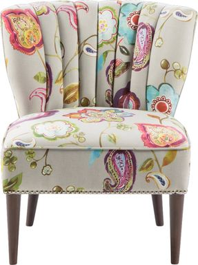 Hillmont Gray Accent Chair
