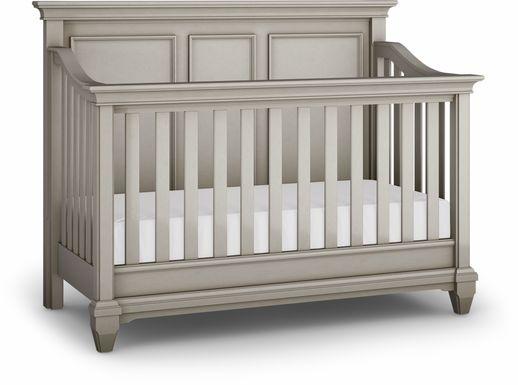 Hilton Head Gray Crib