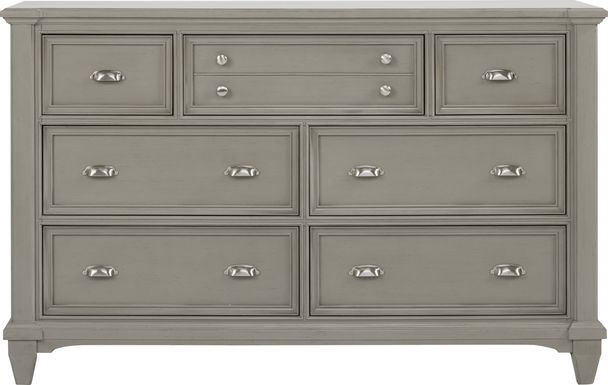 Hilton Head Gray Dresser