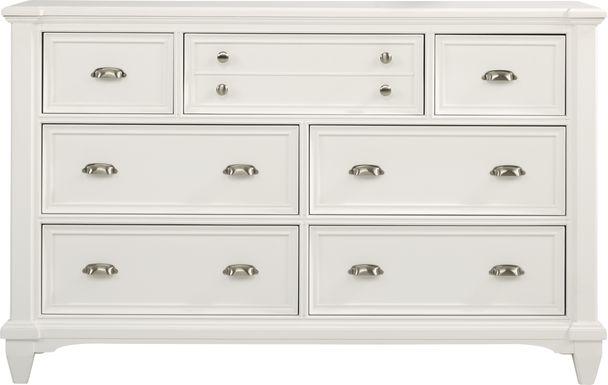 Hilton Head White Dresser
