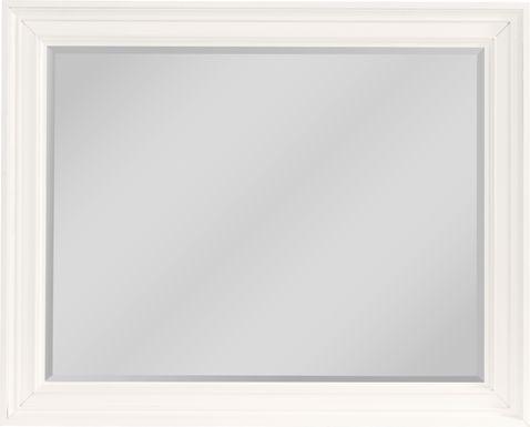 Hilton Head White Mirror