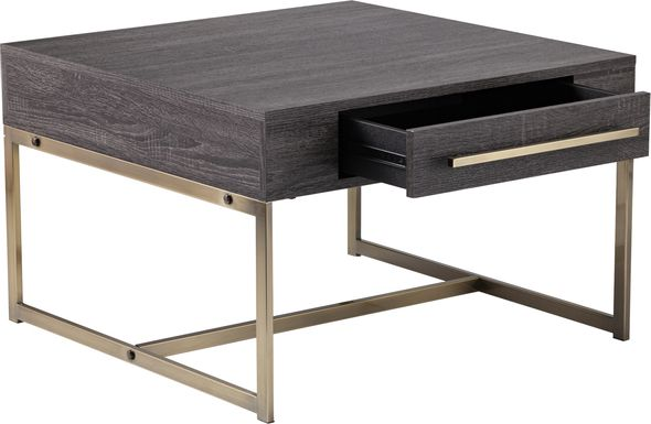Hilwill Black Cocktail Table