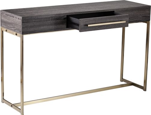 Hilwill Black Sofa Table