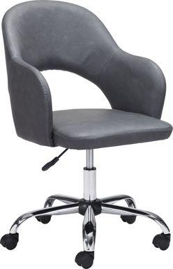 Hockobo Gray Office Chair