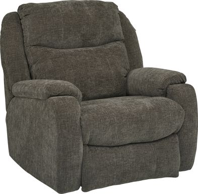 Hollace Gray Triple Power Recliner