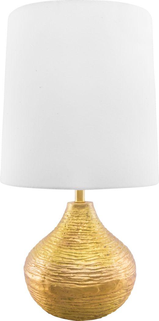Hollirose Brass Lamp