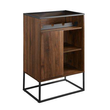 Hovenweep Brown Bar Cabinet