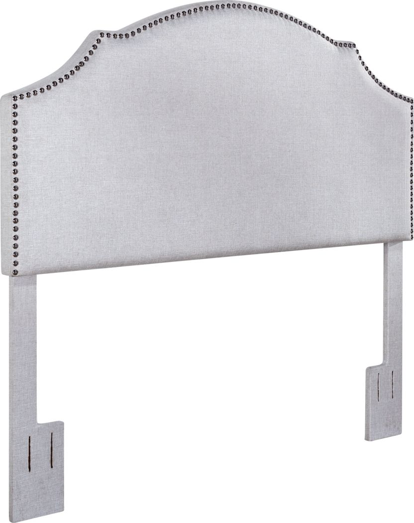 Huffaker Gray King Headboard