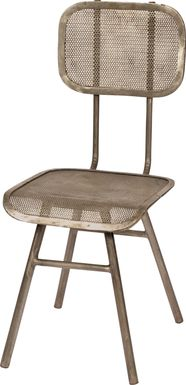 Hunterwood Silver Dining Chair