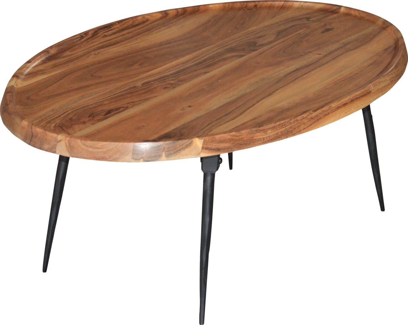 Huntsmoor Natural Cocktail Table