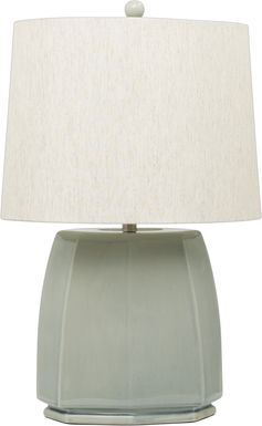 Ibsen Seafoam Lamp