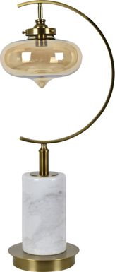 Inchview Bronze Lamp