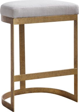 Iredell Cream Counter Height Stool