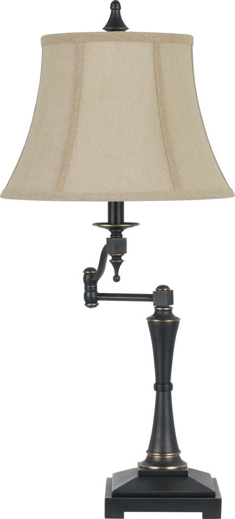 Islandia Bronze Lamp