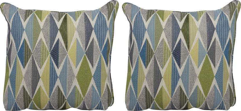 Agler Agean Accent Pillows (Set of 2)