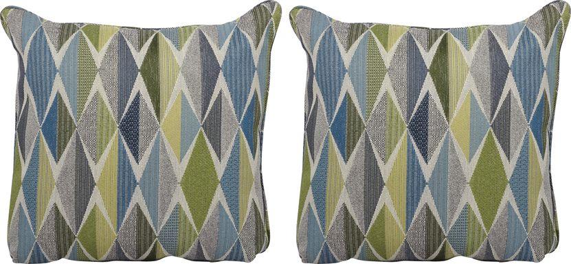 Agler Agean Accent Pillows (Set of 2)