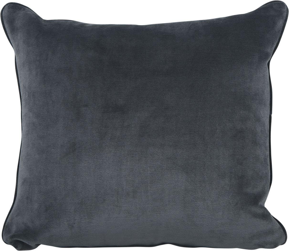 iSofa Romo Gray Accent Pillow