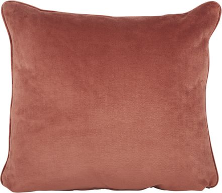 iSofa Romo Paprika Accent Pillow