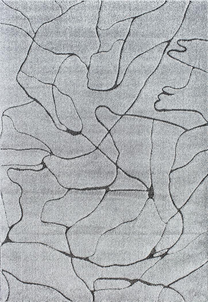 CosmoLiving By Cosmopolitan Itzell Gray 8' x 10' Rug