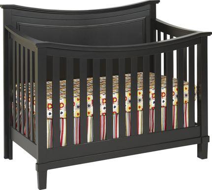 Jaclyn Place Black Crib