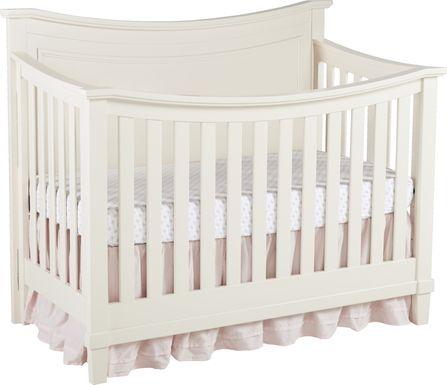 Jaclyn Place Ivory Crib