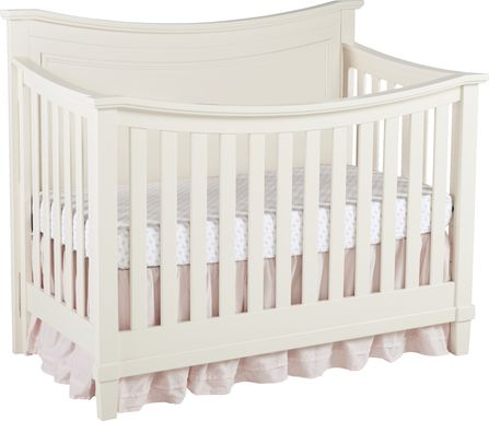 Jaclyn Place Ivory Crib