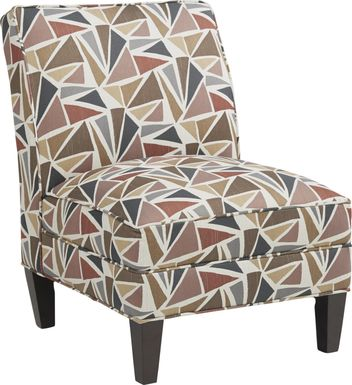 Jamboree Gray Accent Chair