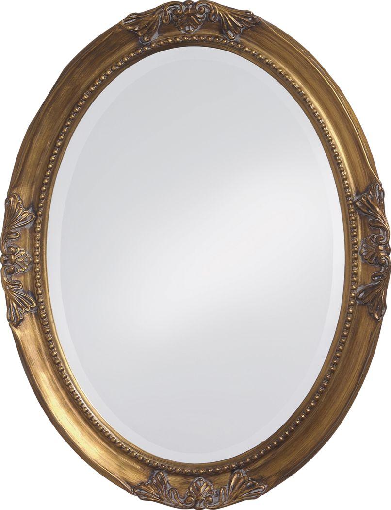 Jaylyn Gold Mirror