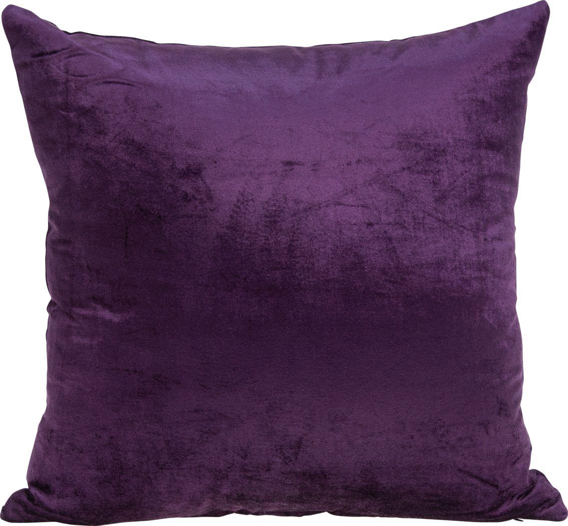Jelmer Purple Accent Pillow