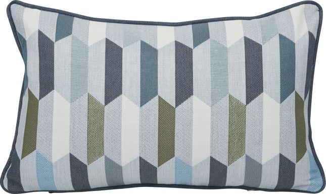 Precise Galaxy Indoor/Outdoor Accent Pillow