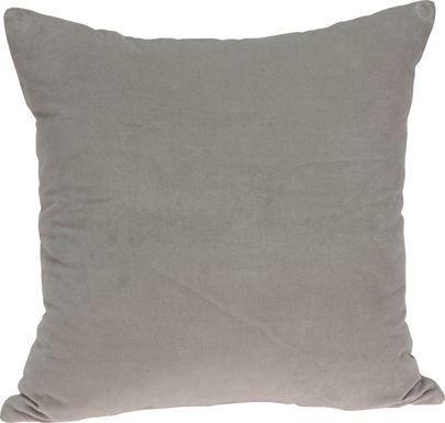 Jensey Gray Accent Pillow