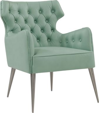 Jerauld Green Accent Chair
