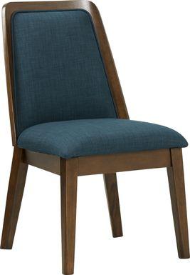 Jilly Sapphire Side Chair