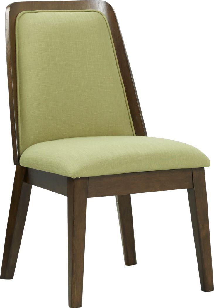 Jilly Wasabi Side Chair