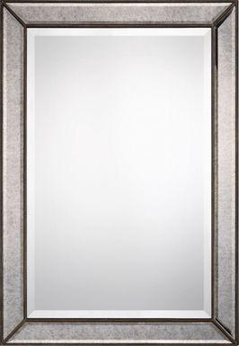 Jinendra Bronze Mirror
