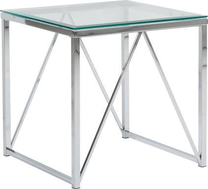Johannah Gray End Table