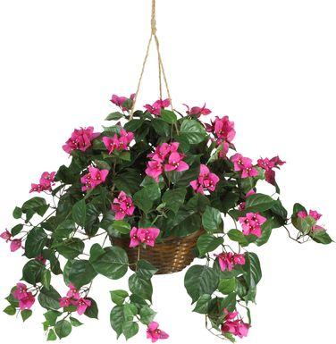 Jonelle Pink Bougainvillea Silk Plant