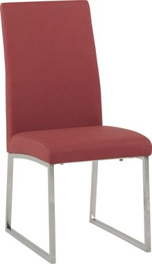 Jules Cinnabar Side Chair