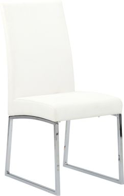 Jules Off-White Side Chair