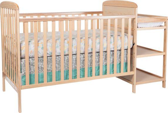 Julian Park Natural Crib and Changer