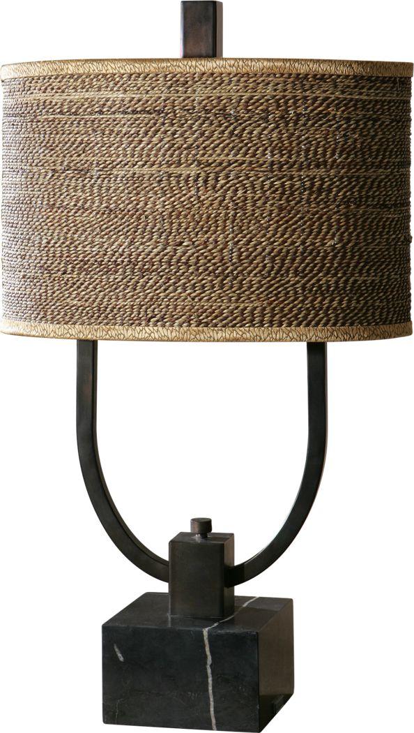 Juliana Hills Bronze Lamp