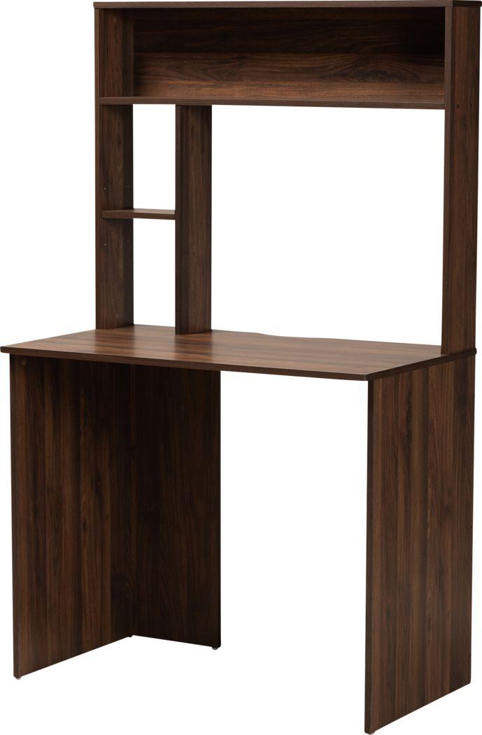 Jumonville Brown Desk